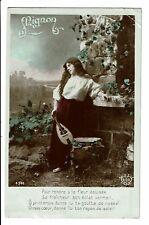 CPA - Carte Postale-BELGIQUE-Mignon -jeune femme -1908 -S3727