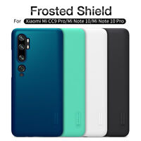 NILLKIN For Xiaomi Mi Note 10 Pro Ultra-Thin Frosted Shield Hard Back Case Cover