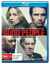 Good People (Blu-ray) Action, Crime, Thriller James Franco, Kate Hudson