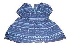 VERTBAUDET superbe Hängerchen taille 62/68 bleu a motifs!!!