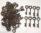 Iron Skeleton Keys Lot of 50