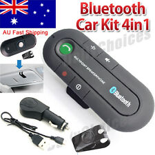 Wireless Bluetooth Handsfree Car Kit Speakerphone Speaker For iPhone 6S 7 Plus