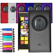For Nokia Lumia 1020 Armour Hard Shell Case Cover + Stylus