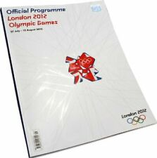 London 2012 Olympic Games: Official Programme Book The Cheap Fast Free Post