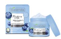 BIELENDA BLUEBERRY C-TOX FACE FOAM CREAM MOISTURIZING & ILLUMINATING DAY NIGHT