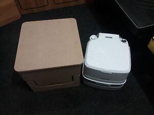 Camper Buddy Toilet Storage Box Seat For Thetford 165 365 Porta Potti Motorhome