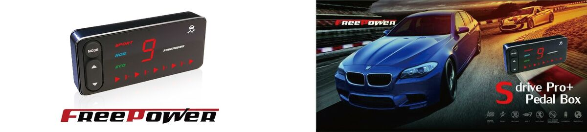 SEAT LEON Electronic Throttle Controller Performance FREEPOWER SDrive SP11