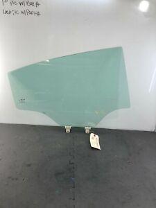 2012 - 2017 Kia Rio Passenger Right Rear Door Window Glass OEM