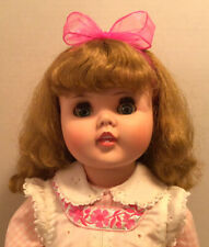 AMERICAN CHARACTER TOODLES DOLL AMERICAN DOLL & TOY CORP 1960 FOLLOW ME EYES 24""