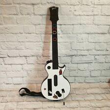 Guitar Hero Gibson White & Black Guitar For Wii Not Tested As Is