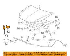 GM OEM Hood-Lock Latch 22755040