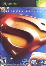 Superman Returns: The Videogame (Xbox)
