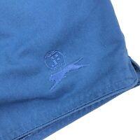 VTG Jimmy Connors Slazenger Men's Tennis Shorts Blue • Size 40