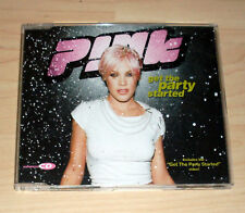 CD Maxi-Single - Pink - Get the Party started