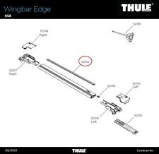 Gummi-Abdeckleiste 980mm 958/959 Wingbar Edge (COVER Strip)