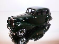 LANSDOWNE MODELS LDM64 BENTLEY MK VI 4DR SALOON - GREEN 1:43 - EXCELLENT - 24