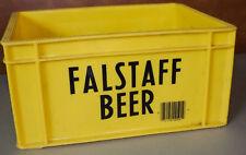 FALSTAFF  BEER  Bottle Case  Plastic