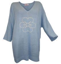 Sheego Damen-Pullover & -Strickware mit V-Ausschnitt und Übergröße