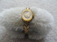 Vintage Buren 17 Jewels Wind Up Ladies Watch
