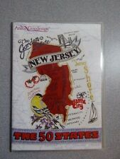 Anita Goodesign THE FIFTY STATES - NEW JERSEY AGUSA040 -- QUANTITY SALE!!