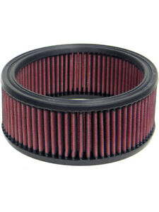 K&N Round Air Filter FOR DODGE D200 SERIES 225 L6 CARB (E-1000)