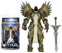 """Starcraft Heroes Of The Storm Tyrael Diablo Archangel Warcraft 7"""" Figure  19"""