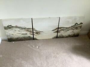 Landscape Picture In 3 Sections From John Lewis Was £150