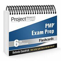 PMP Exam Prep Flashcards by Goodrich