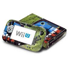 Skin Decal Cover for Nintendo Wii U Console & GamePad - Sesame Street Elmo 2