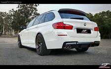 BMW 5er F10 / F11 Heckansatz , Heckdiffusor, Heckspoiler #M-TECH , M-SPORT#