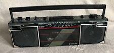 Vintage  Sanyo M7020L Stereo Radio Cassette Recorder