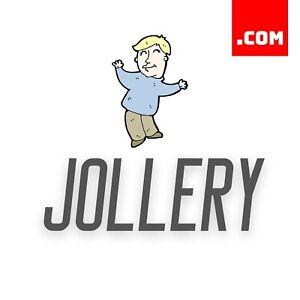Jollery.com - $1,137 EstiBot Valued Domain Name - Dynadot COM Premium Domains