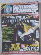 63520 Issue 105 Games Master Magazine 2001