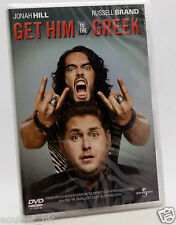 Get Him to the Greek - DVD BRAND NEW SEALED Jonah Hill Russell Brand