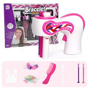 Electric Automatic DIY Hair Knitting Machine Braid Hair Tools  sets Girl Gift