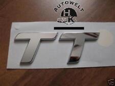 Audi TT 8J,TT 8N,Cabrio,Roadster,1,8T,2,0T Schriftzug,S line Sline 2,0TSI,Emblem