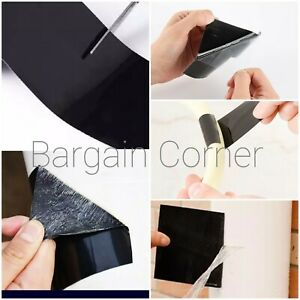 Rubberized Strong Waterproof Tape Instantly Stop Leaks Patch Bond Seal Repair