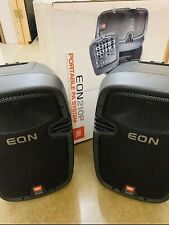 JBL EON P210 Portable PA System -TOP-