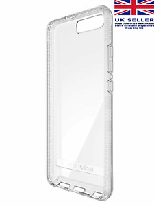 Genuine Tech21 Pure Clear Case Ultra Thin Bulletshield Cover for Huawei P10