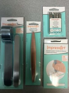 ImpressArt Henna Mandala Bracelet Making Kit 656340 NEW