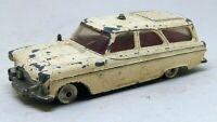 Vintage Corgi 419 Ford Zephyr Motorway Patrol Police Car1960 - 1965.