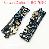 Genuine For Asus Zenfone 6 T00G A600CG Charging Port USB Dock Connector Replace