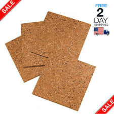 Cork Tiles Cork Board 12 X 12 Wall Bulletin Boards Naturally Durable 4 Pack