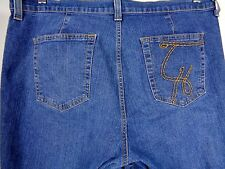 Tommy Hilfiger Jeans Size 16P Blue Denim Stretch