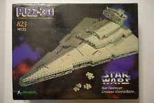 Production Used Star Wars Destroyer 3D Puzzle From The Disney Movie Tomorrowland