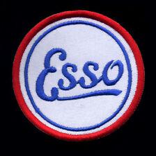 Esso Patch Motor Oil Gas Station Gasoline Hot Rod Exxon