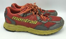 cb2449a686ad Montrail Bajada Orange Yellow Trail Running Shoes Womens Size 11
