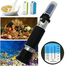 Hand-held Sugar Content Measurement Refractometer Meter for Brix Scale 0 to 32%