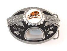 OREGON STATE BEAVERS TAILGATER BELT BUCKLE 24142 new college belt buckles