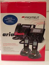 Centralino telefonico Aria Dect Promelit 3 Linee 8 interni tutto cordless